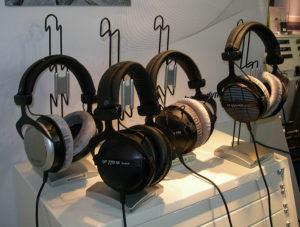 słuchawki audio
