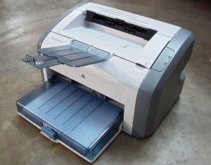 drukarki HP
